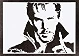 Poster Doctor Strange Handmade Graffiti Street Art - Artwork