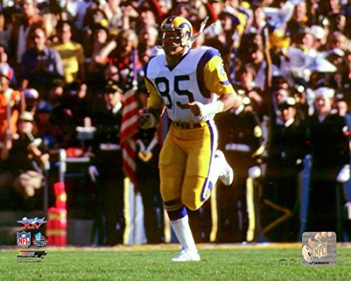Jack Youngblood Super Bowl XIV 1980 Action Photo Print (50,80 x 60,96 cm) Jack Youngblood