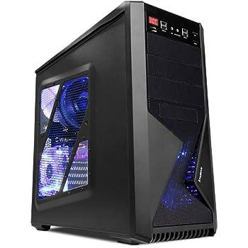 ZALMAN Z9 Plus Midi Tower Computer Case - Black