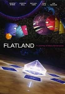 Flatland: The Movie(Home Edition) [DVD] [Region 1] [US Import] [NTSC]