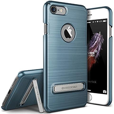 Custodia Iphone 7, vrs Design Metallo spazzolato