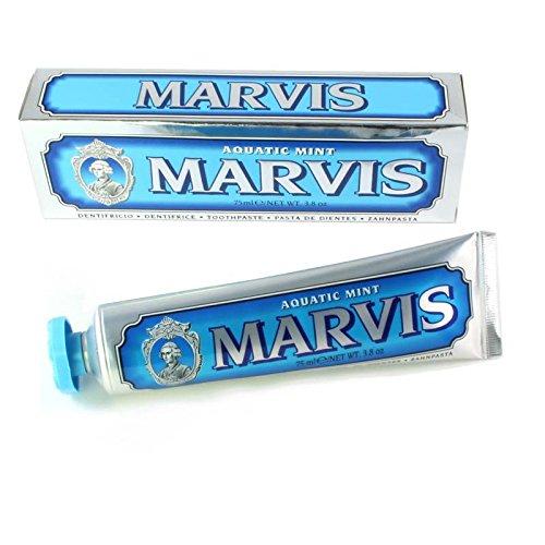 Marvis Zahncreme Aquatic Mint 75ml, 3er Pack (3x 75ml)