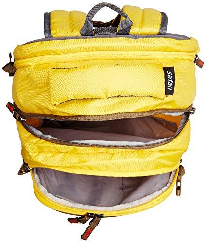 Safari 42 Ltrs Yellow Laptop Backpack (Atlas Yellow) Image 3
