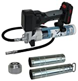 Akku-Fettpresse 18V Li-Ion für 500g u. 400g Kartuschen sowie Lube-Shuttle® Kartuschen