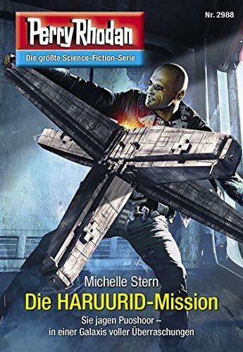 """Perry Rhodan 2988: Die HARUURID-Mission: Perry Rhodan-Zyklus """"Genesis"""" (Perry Rhodan-Erstauflage)"""