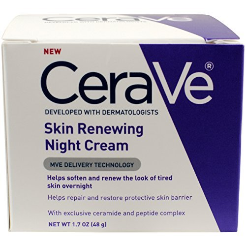 CeraVe Renewing System, Skin Renewing Night Cream, 1.7 Ounce by CeraVe