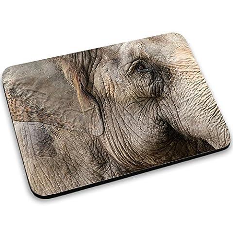 Animaux Sauvages 10118, Eléphant, Tapis de Souris Mouse Pad Mat