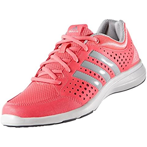 Nuovo Adidas Arianna Iii Cross Trainer Flash Red / grassetto rosa 5