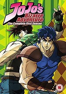 Jojo'S Bizarre Adventure: The Complete First Season (3 Dvd) [Edizione: Regno Unito] [Import italien] (B013QWD6X6)   Amazon Products