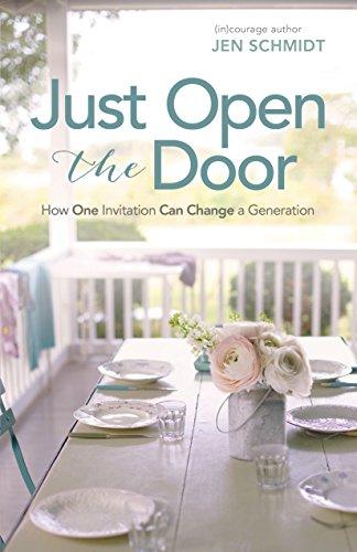 Descargar Torrent Paginas Just Open the Door: How One Invitation Can Change a Generation Libro PDF