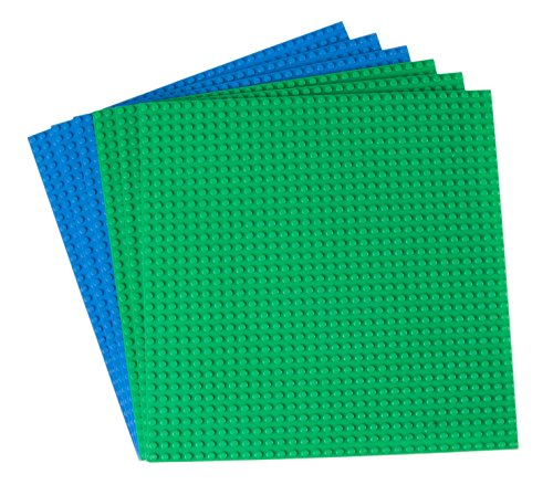 strictly-briks-premium-green-and-blue-colored-10-x-10-construction-base-plate-6-pack-compatible-with
