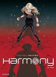 Harmony, tome 3 : Ago par Mathieu Reynès