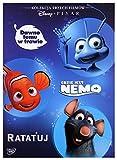 Gdzie Jest Nemo / Ratatuj / Dawno Temu W Trawie [BOX] [3DVD] (Keine deutsche Version)