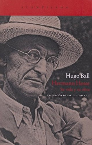 Hermann Hesse por Hugo Ball