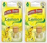 Little Trees, LTBZ1, bottiglietta Deodorante per Ambiente alla Mela