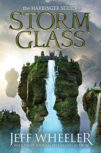 Storm Glass (The Harbinger Series Book 1)