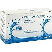 TACHOLIQUIN 1% LOE MONODOS, 10X5 ml preisvergleich bei billige-tabletten.eu