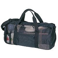 حقيبة سبورت جيم ميش رول من اس دي اي 636391901048 - أسود