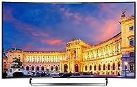 Hisense 55 inch Smart Ultra HD 4K LED TV - Silver and Black
