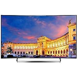 Hisense 55 inch Smart Ultra HD 4K LED TV - Televisor, negro y plata
