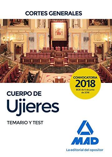 Cuerpo de Ujieres de las Cortes Generales. Temario y test por 7 Editores