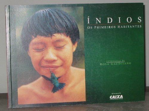 indios-os-primeiros-habitantes-portuguese-edition-em-portuguese-do-brasil