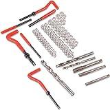 88 piezas para reparación de roscas HELICOIL motor M6 M8 M10 en aerosol juego de herramientas