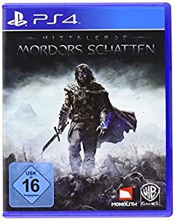 Mittelerde: Mordors Schatten - [PlayStation 4] (B00GZ2SVJO) | Amazon price tracker / tracking, Amazon price history charts, Amazon price watches, Amazon price drop alerts