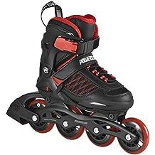 Powerslide Fitness Skates Phuzion 3 Boys - Patines en línea, color azul, talla 33-36