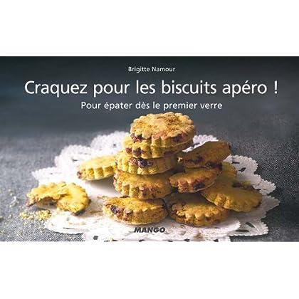 Craquez pour les biscuits apéro ! (Craquez...)