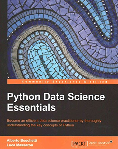 [(Python Data Science Essentials)] [By (author) Luca Massaron ] published on (April, 2015)