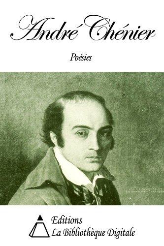 Poésies de André Chénier par André Chénier