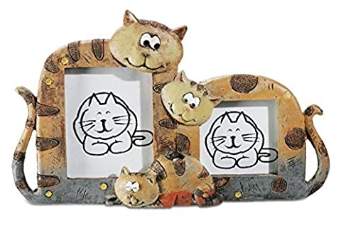 Comical Cats Photo Frame by Osiris Trading