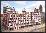 Hundertwasser Poster Kunstdruck Bild Die grüne Zitadelle