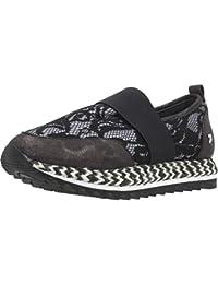 Gioseppo 44356, Zapatillas para Mujer, Negro (Black), 37 EU