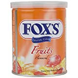 #8: Nestle Fox'S Crystal Clear Fruits Flavored Candy Tin, 180g