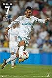 Real Madrid FC Real Madrid Ronaldo 17/18 Maxi Poster 61 x 91,5 cm