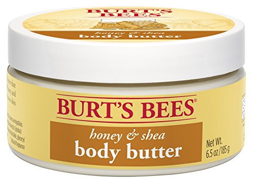 Burts Bees, Honey and Shea Body Butter, 6.5 Ounce (japan import)