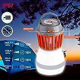 Fanxing UV Solar LED elektrisch LED Moskito-Mörder Lampen Licht Fliegen-Insekten-Wanzen-Moskito