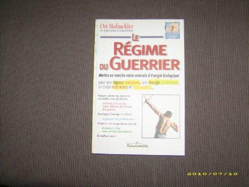 Descargar Libro Le régime du guerrier de Ori Hofmekler