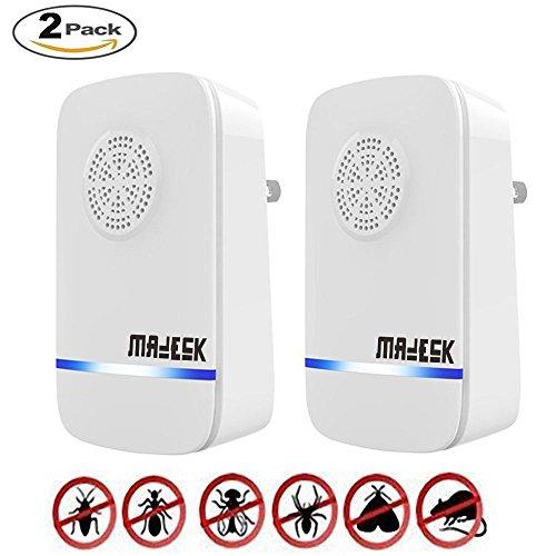 Ultrasonic Pest Repeller, Plug I...