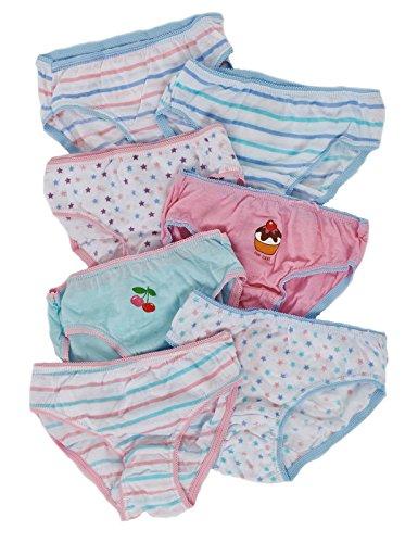 Lora Dora Kids Cotton Briefs (Pack of 7)