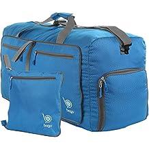 Bolsa de Bago para el Equipaje de Viaje Gimnasio Deportes Camping y  Bungalows - Plegable Ligera dbb3c00048ccd