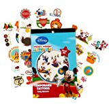 Disney Mickey Mouse Clubhouse Over 50 Temporary Tattoos [Health and Beauty]