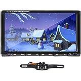 HD 2Din 7 pulgadas Dash (GPS opcional navegaci) TV del coche de Bluetooth estšŠreo para iPod Reproductor de DVD de coche 2Din En Dash Radio EstšŠreo DVD;GPS opcional;Bluetooth SONY LENTE + PIP IPod + MAPA Radio + Mapa + cš¢mara
