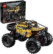 LEGO 42099 Technic Control+ 4x4 Allrad Xtreme-Geländewagen, App-gesteuertes Konstruktionsspielzeug mit Smarthu