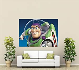 TOY STORY BUZZ LIGHTYEAR KIDS GIANT WALL ART NEW POSTER AFFICHE PRINT PICTURE ST224
