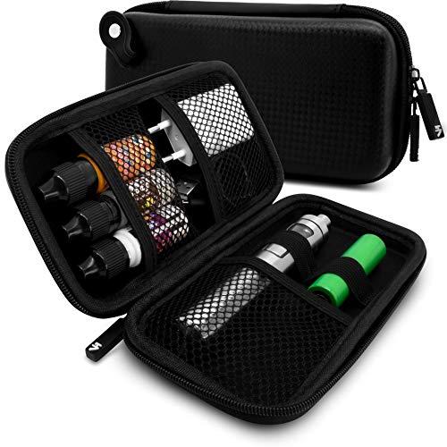 VapeHero® E-Zigarette Tasche   Dampfer-Etui für Liquid und Zubehör für unterwegs