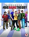 Big Bang Theory - Season 1-9 (16 Blu-Ray) [Edizione: Regno Unito] [Reino Unido] [Blu-ray]