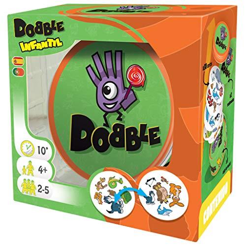 Dobble Infantil - Juego tablero Asmodee DOKI01ES